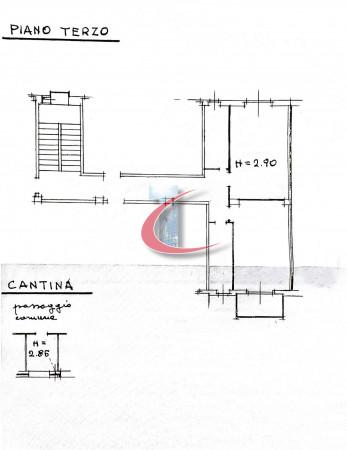 Appartamento in vendita a Milano, Gorla, 60 mq - Foto 2