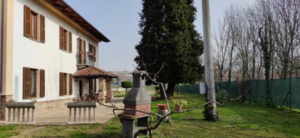 Rustico/Casale in vendita a Asti, Centro, Con giardino, 400 mq - Foto 49
