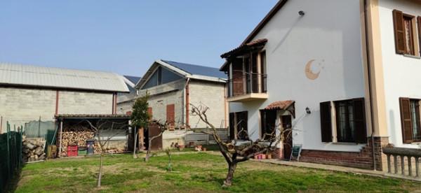 Rustico/Casale in vendita a Asti, Centro, Con giardino, 400 mq - Foto 51