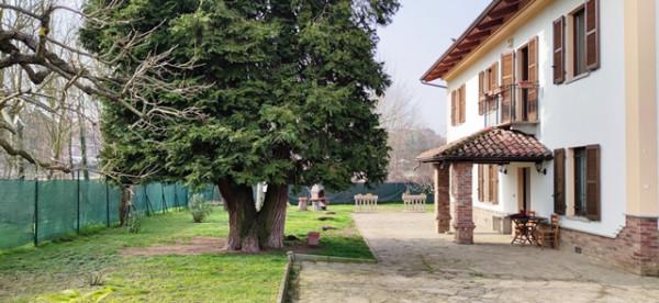 Rustico/Casale in vendita a Asti, Centro, Con giardino, 400 mq - Foto 57