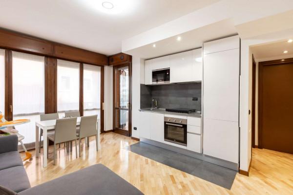Appartamento in vendita a Milano, Ripamonti, Con giardino, 61 mq - Foto 20