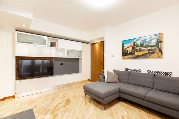 Appartamento in vendita a Milano, Ripamonti, Con giardino, 61 mq - Foto 19