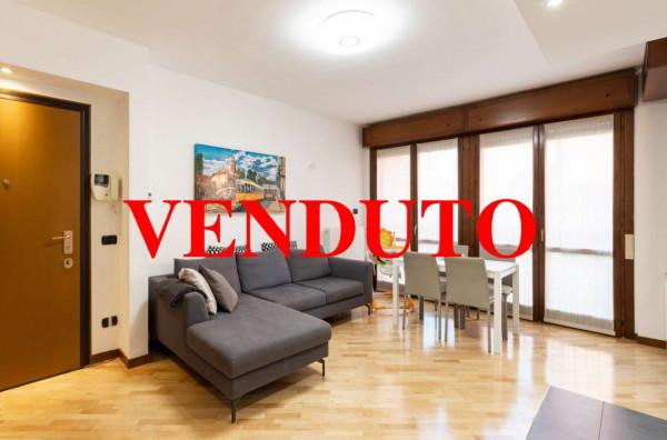 Appartamento in vendita a Milano, Ripamonti, Con giardino, 61 mq