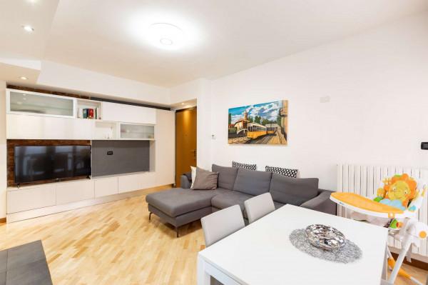 Appartamento in vendita a Milano, Ripamonti, Con giardino, 61 mq - Foto 9