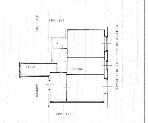 Appartamento in vendita a Roma, Portuense, 78 mq - Foto 2