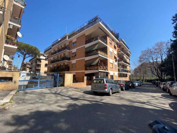 Appartamento in vendita a Roma, Portuense, 78 mq - Foto 3