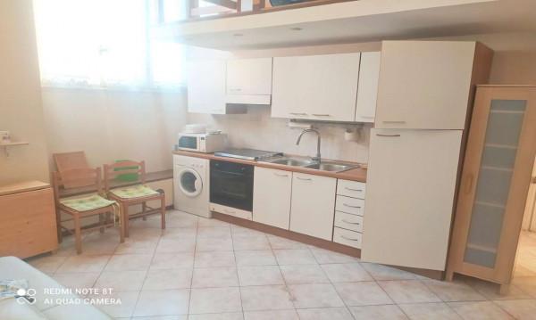 Appartamento in affitto a Milano, San Siro, Arredato, 35 mq - Foto 6
