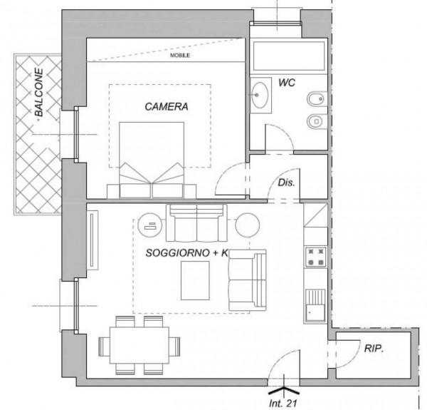 Appartamento in vendita a Chiavari, Centro Storico, 72 mq - Foto 2