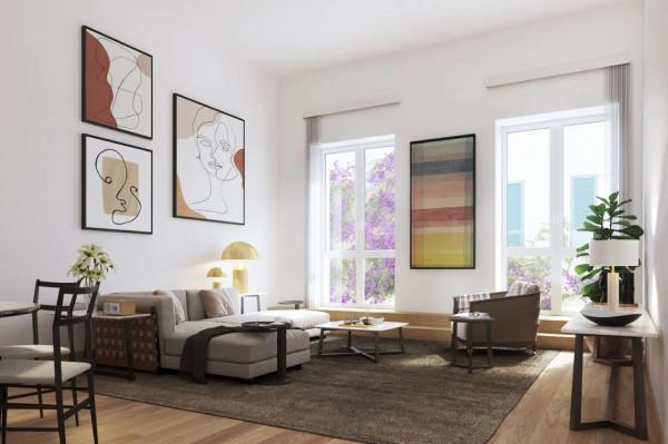 Appartamento in vendita a Chiavari, Centro Storico, 140 mq - Foto 7