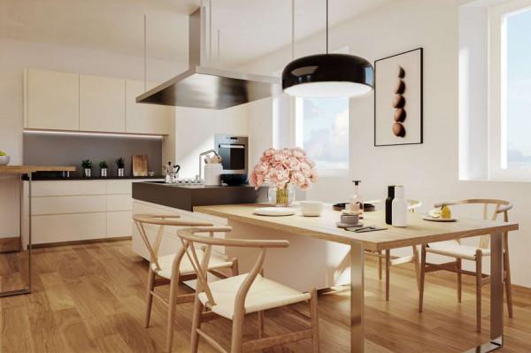 Appartamento in vendita a Chiavari, Centro Storico, 124 mq - Foto 8