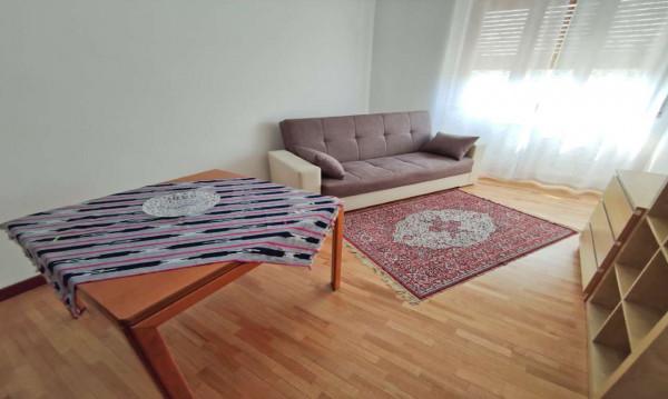Appartamento in affitto a Milano, Bruzzano, Arredato, 65 mq