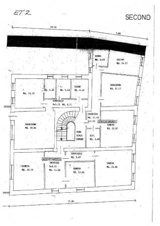 Rustico/Casale in vendita a Bassano del Grappa, Centro Storico, Con giardino, 1000 mq - Foto 5