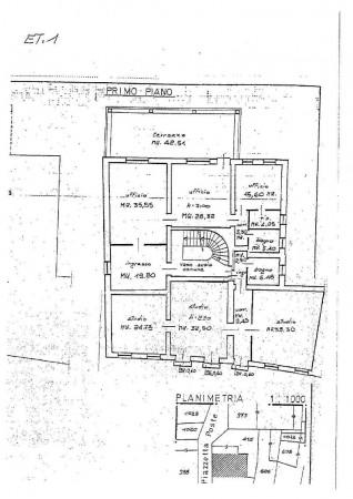Rustico/Casale in vendita a Bassano del Grappa, Centro Storico, Con giardino, 1000 mq - Foto 3