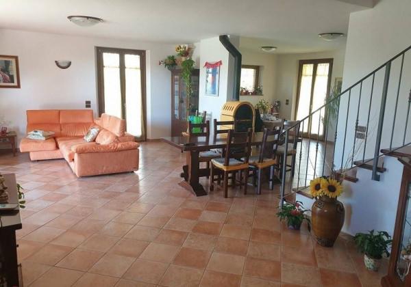 Villa in vendita a Perugia, San Martino In Colle, Con giardino, 300 mq - Foto 6