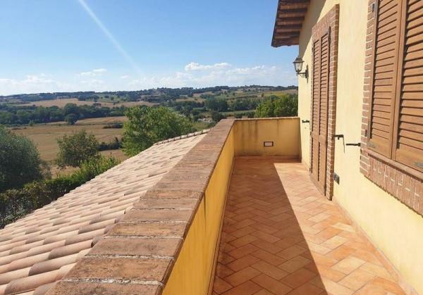 Villa in vendita a Perugia, San Martino In Colle, Con giardino, 300 mq - Foto 18