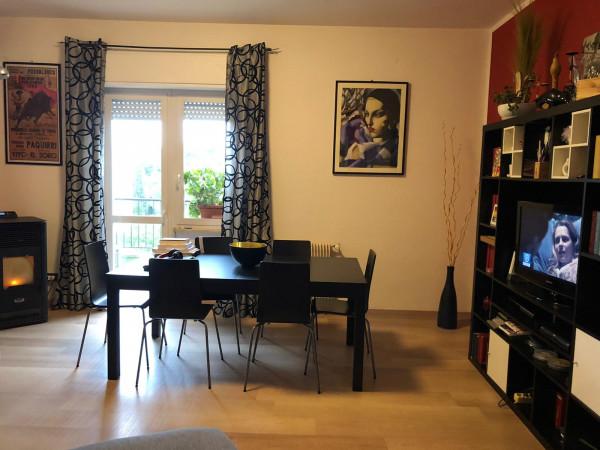 Appartamento in vendita a Perugia, Montegrillo, 130 mq