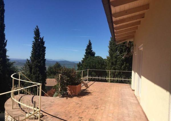 Villa in vendita a Perugia, Via, Con giardino, 420 mq - Foto 29