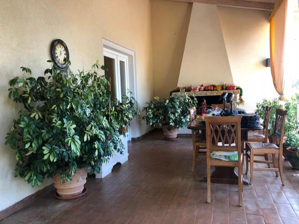 Villa in vendita a Perugia, Via, Con giardino, 420 mq - Foto 19