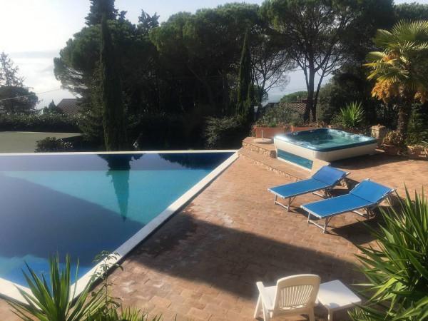 Villa in vendita a Perugia, Via, Con giardino, 420 mq - Foto 13