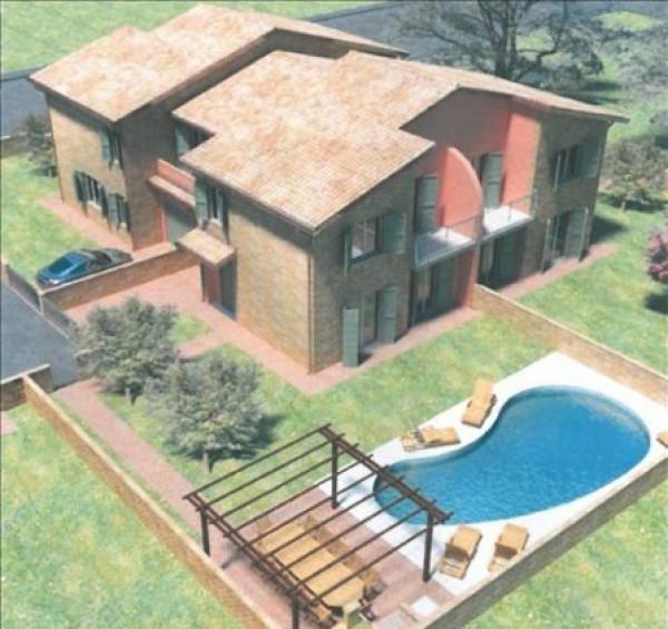 Villa in vendita a Perugia, San Martino In Campo, Con giardino, 150 mq - Foto 7