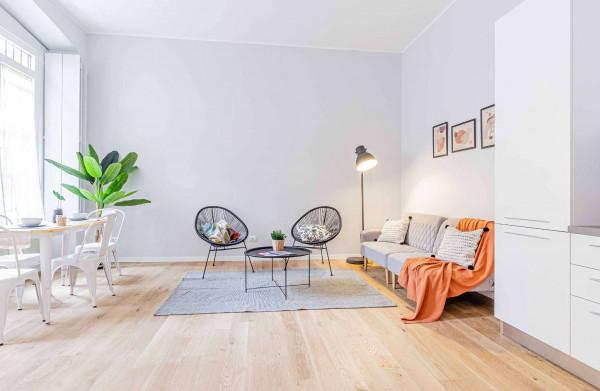 Appartamento in vendita a Milano, Pezzotti - Meda, Arredato, 70 mq - Foto 11