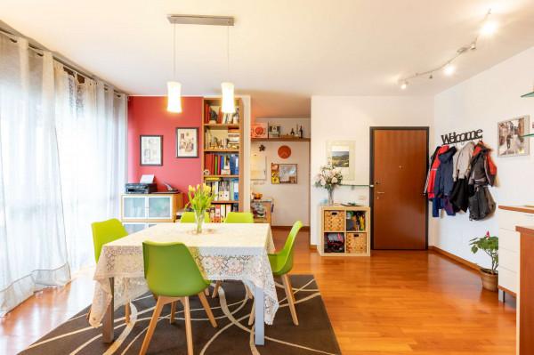 Appartamento in vendita a Milano, Morivione, 106 mq - Foto 20