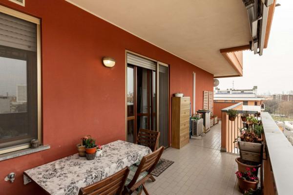 Appartamento in vendita a Milano, Morivione, 106 mq - Foto 7