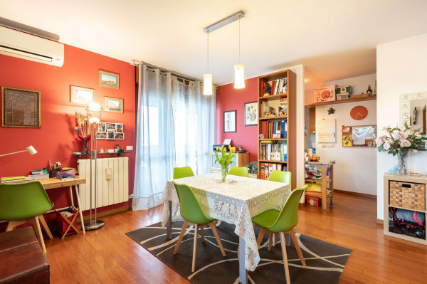 Appartamento in vendita a Milano, Morivione, 106 mq - Foto 16