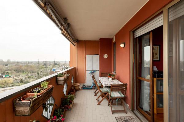 Appartamento in vendita a Milano, Morivione, 106 mq - Foto 10
