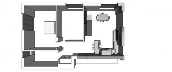 Appartamento in vendita a Alpignano, Semicentro, Con giardino, 85 mq - Foto 2
