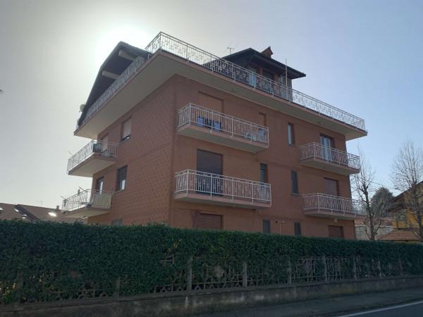 Appartamento in vendita a Alpignano, Semicentro, Con giardino, 85 mq