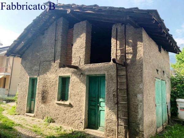Appartamento in vendita a Bussoleno, Centro, Con giardino, 100 mq - Foto 16
