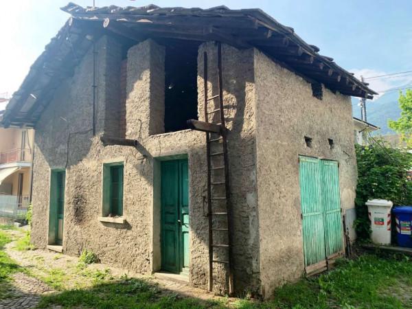 Appartamento in vendita a Bussoleno, Centro, Con giardino, 100 mq - Foto 13