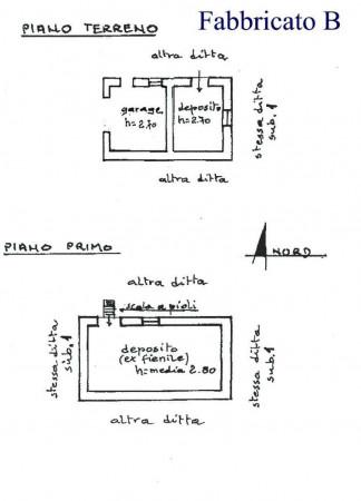 Appartamento in vendita a Bussoleno, Centro, Con giardino, 100 mq - Foto 4