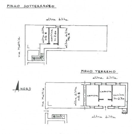 Appartamento in vendita a Bussoleno, Centro, Con giardino, 100 mq - Foto 2