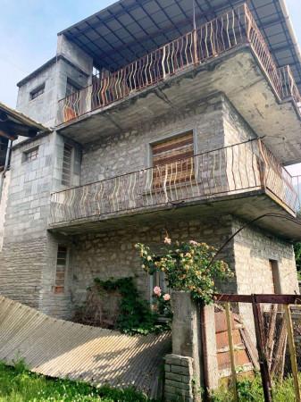 Appartamento in vendita a Bussoleno, Centro, Con giardino, 100 mq