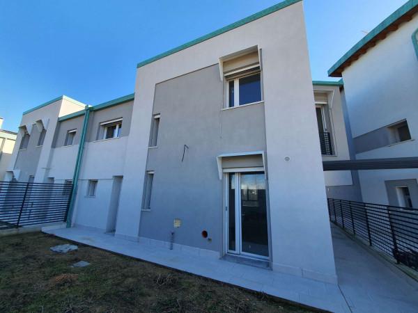 Villetta a schiera in vendita a Borghetto Lodigiano, Residenziale, Con giardino, 173 mq - Foto 51