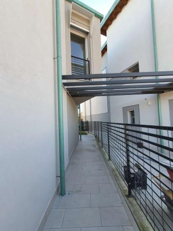 Villetta a schiera in vendita a Borghetto Lodigiano, Residenziale, Con giardino, 173 mq - Foto 72