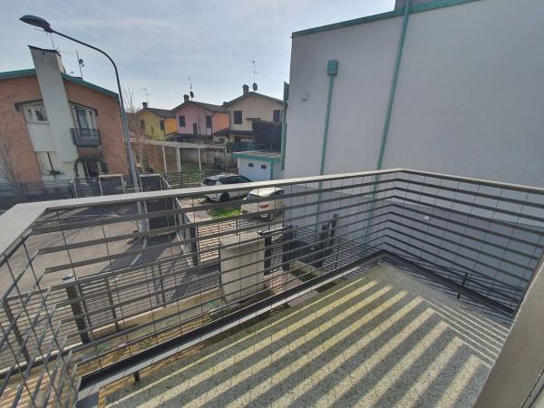 Villetta a schiera in vendita a Borghetto Lodigiano, Residenziale, Con giardino, 173 mq - Foto 25