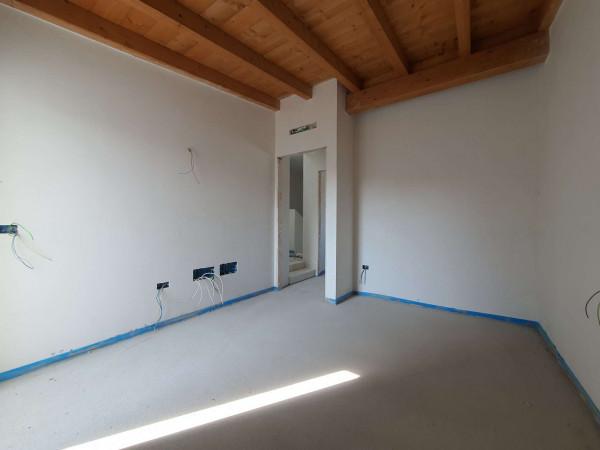 Villetta a schiera in vendita a Borghetto Lodigiano, Residenziale, Con giardino, 173 mq - Foto 4