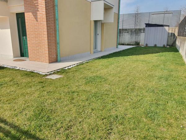 Villetta a schiera in vendita a Borghetto Lodigiano, Residenziale, Con giardino, 173 mq - Foto 23