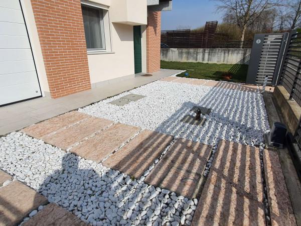 Villetta a schiera in vendita a Borghetto Lodigiano, Residenziale, Con giardino, 173 mq - Foto 3