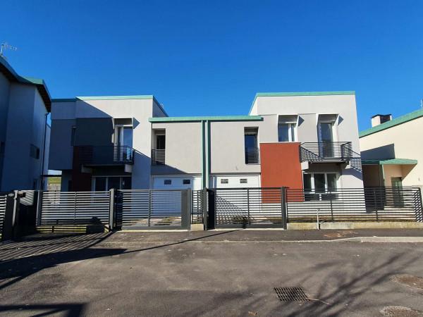 Villetta a schiera in vendita a Borghetto Lodigiano, Residenziale, Con giardino, 173 mq - Foto 46