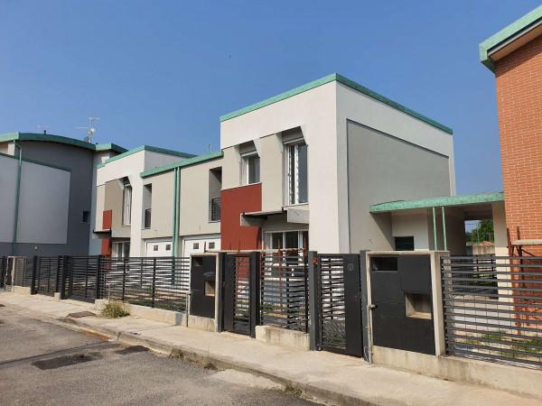 Villa in vendita a Lodi, Residenziale A 10 Minuti Da Lodi, Con giardino, 173 mq - Foto 48