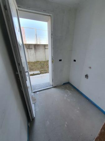 Villetta a schiera in vendita a Lodi, Residenziale A 10 Minuti Da Lodi, Con giardino, 173 mq - Foto 65
