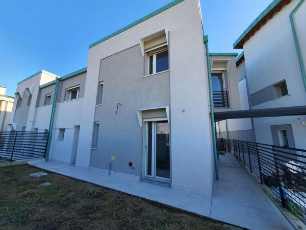 Villetta a schiera in vendita a Lodi, Residenziale A 10 Minuti Da Lodi, Con giardino, 173 mq - Foto 74