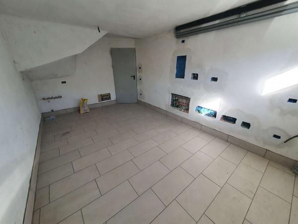Villetta a schiera in vendita a Borghetto Lodigiano, Residenziale, Con giardino, 170 mq - Foto 33
