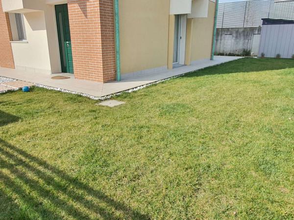 Villetta a schiera in vendita a Borghetto Lodigiano, Residenziale, Con giardino, 170 mq - Foto 8