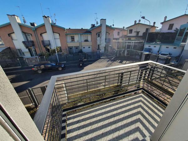 Villetta a schiera in vendita a San Colombano al Lambro, Residenziale A 1 Km, Con giardino, 170 mq - Foto 51