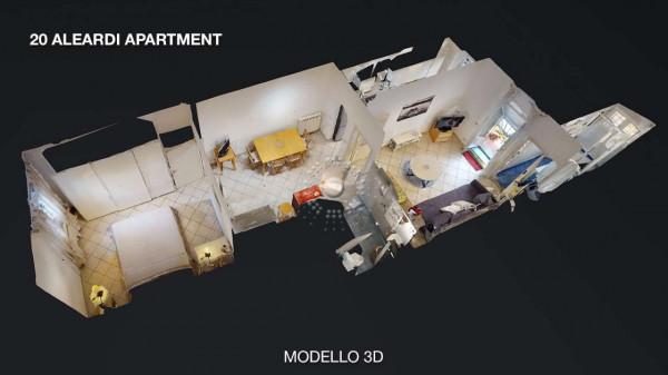 Appartamento in affitto a Firenze, Arredato, con giardino, 53 mq - Foto 3
